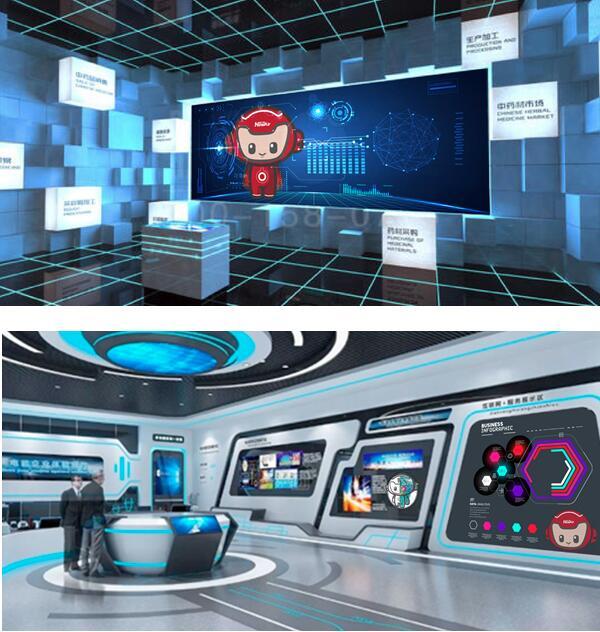 """4.0智能展馆增添新成员 人馆互动打造多""""D""""新未来"""