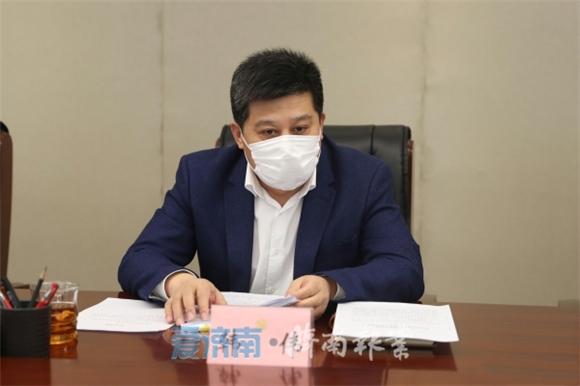 天桥区召开全区网格化治理工作座谈会