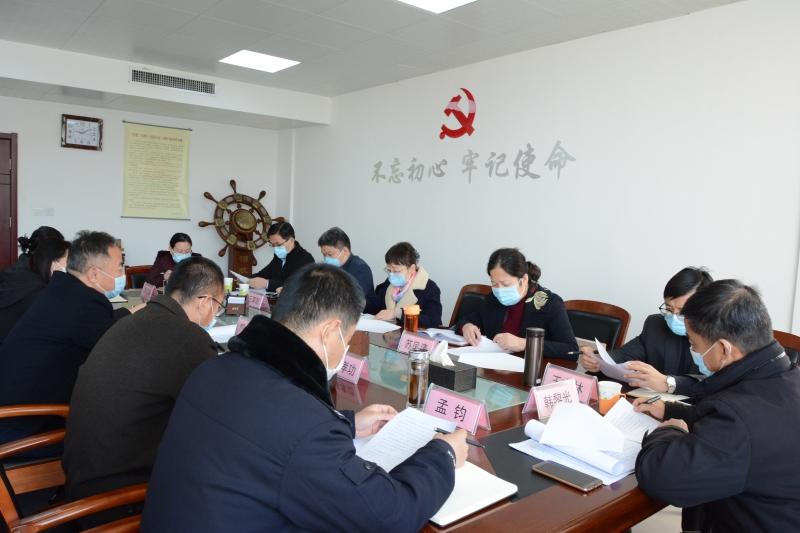 """尹红梅同志到街道调研""""村改居""""和新社区筹建工作"""