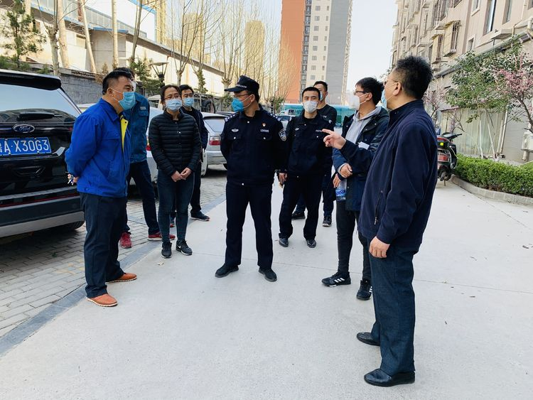 王舍人街道开展安全生产专项督查检查攻坚行动