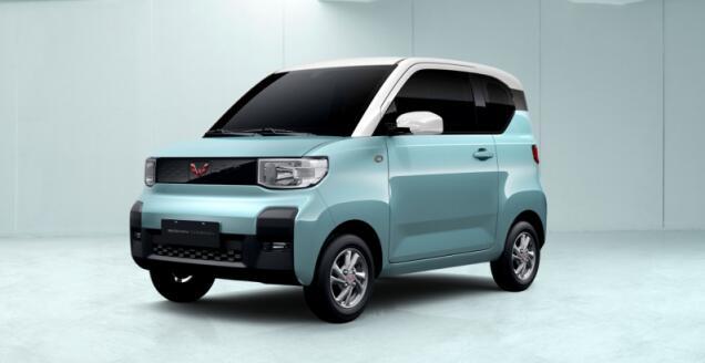 神车家族再添新成员:五菱首款四座新能源车宏光MINI EV