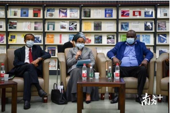 """非洲多国驻穗总领事接受媒体采访表示,""""认同广东采取的科学防疫措施"""""""