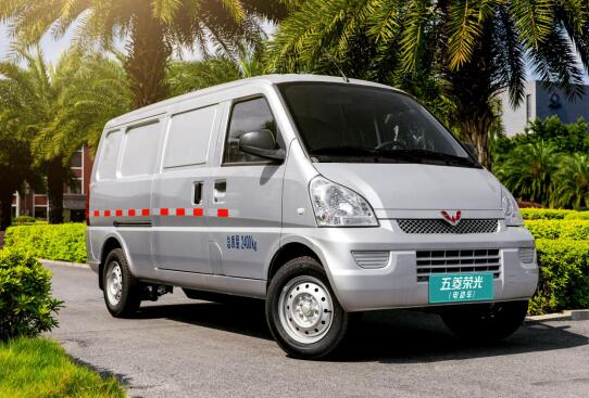 能装货、有特权、享补贴 五菱荣光电动车正式上市 8.38万元起售