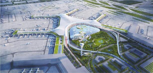济南机场二期改扩建工程2023年建成投运 现再向社会征求意见