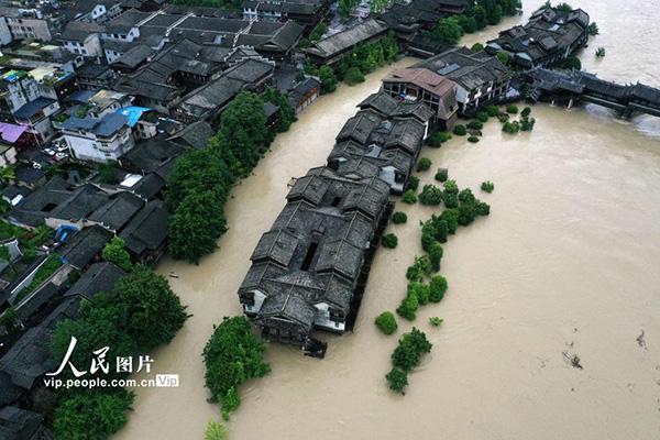 29天连续暴雨预警近年少见 多部门加强防汛应对