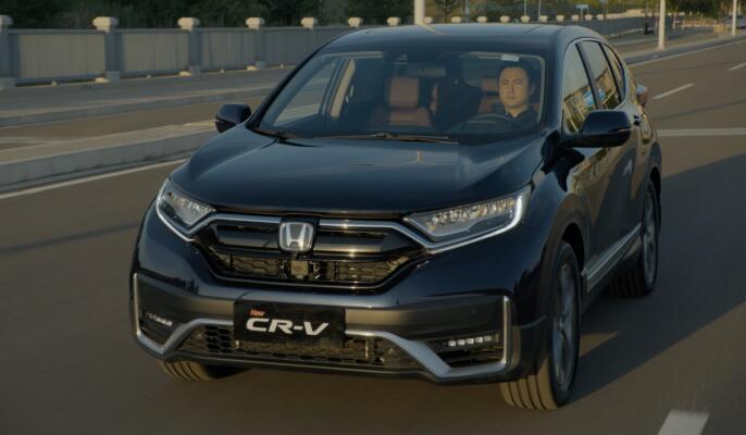 """""""不负青春,不负你"""" 东风Honda  新CR-V青春上市"""