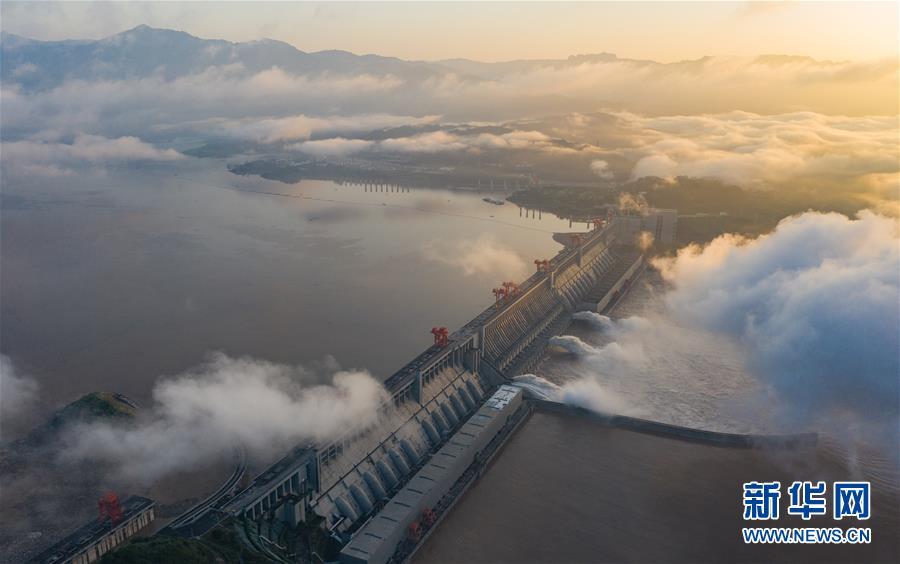 三峡水库有效拦蓄长江2020年第3号洪水削峰达36.7%