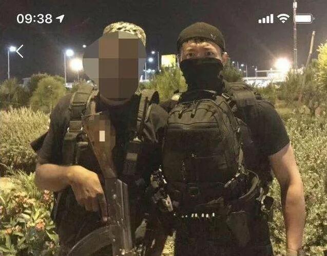 当大哥认小弟!南京杀害女友男子爱好水弹枪 疑似唯一微博发布