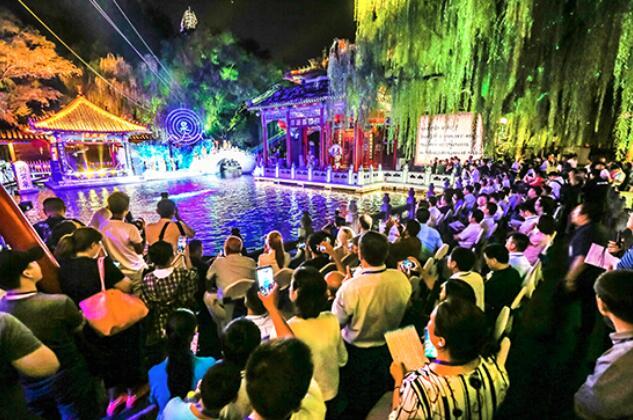 凝聚泉水力量 弘扬黄河文化!第八届济南国际泉水节将于9月6日-9月11日举办