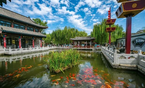 第八届济南国际泉水节将于9月6日启动!泉水盛宴已备好,来济南赴约狂欢吧!
