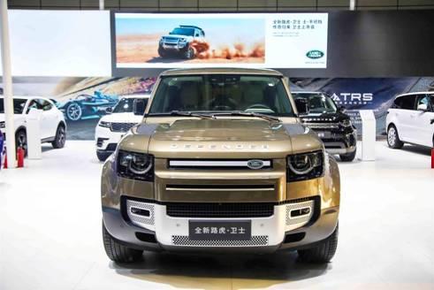 全新路虎卫士110领衔 捷豹和路虎品牌多款重磅车型亮相第四十二届齐鲁国际车展