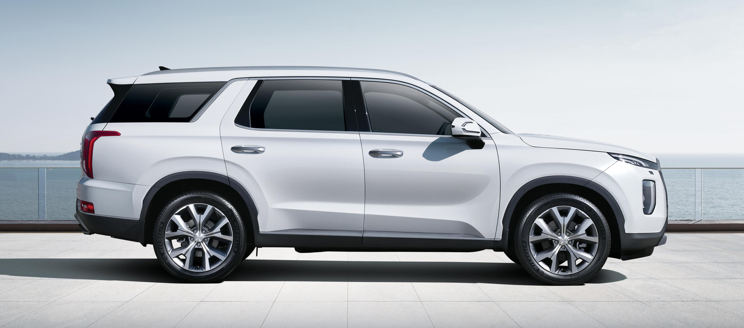 致家人 敬梦想 31万元起售 帕里斯帝(PALISADE)开启大型SUV家庭出行新时代