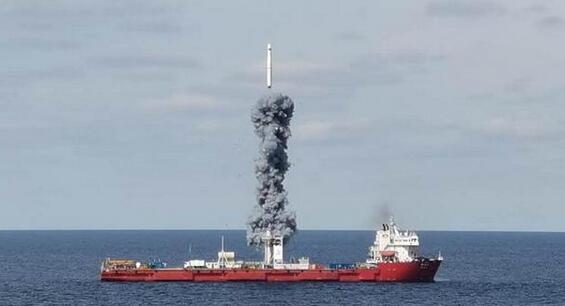 """海上升""""利箭""""!三大优势保障卫星发射成功"""