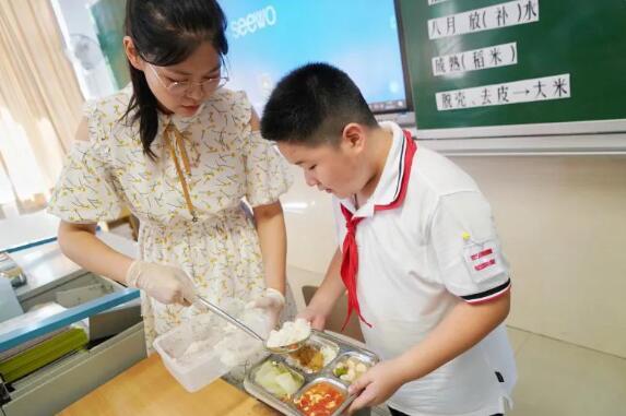 培养节粮爱粮好习惯,各地中小学有这些妙招儿
