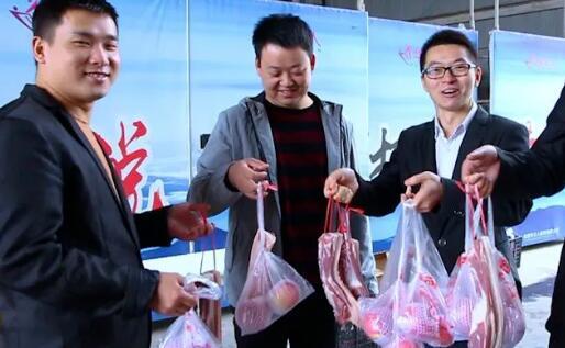 【吃瓜围观】成都一公司中秋节发五花肉给员工 具体发生了什么?
