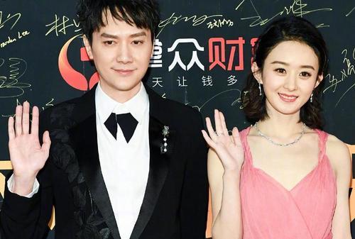 你太沉了!冯绍峰给赵丽颖的祝福评论被淹了 发动网友捞一下