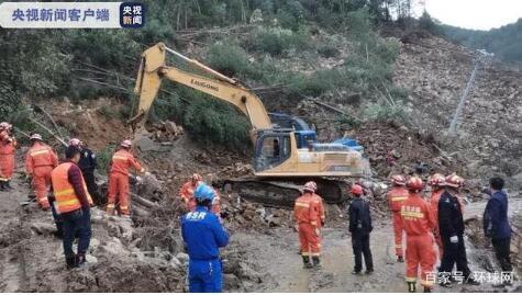 四川宣汉山体滑坡致5人遇难 安排专人进行善后处理