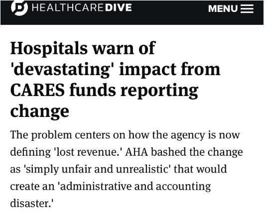"""北美观察丨美疫情吃紧 医疗系统却摇摇欲坠 """"穷人""""医院首当其冲"""