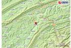 突发!重庆万州区发生3.2级地震  震源深度8千米