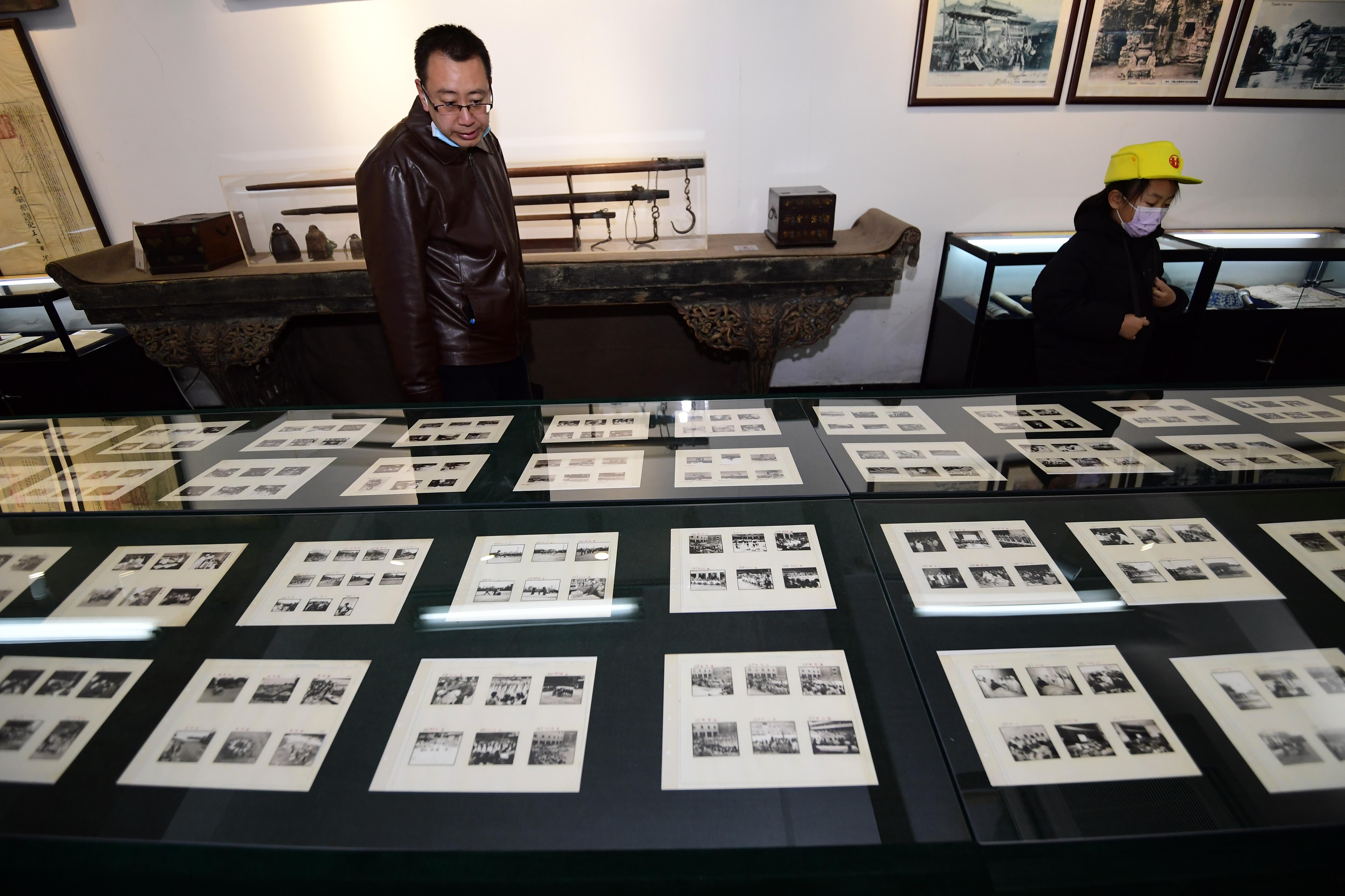 """""""泉·城·人——济南历史影像展""""系列展览开展 @泉城人, 这里有你的童年,有你的回忆,快来寻找吧"""
