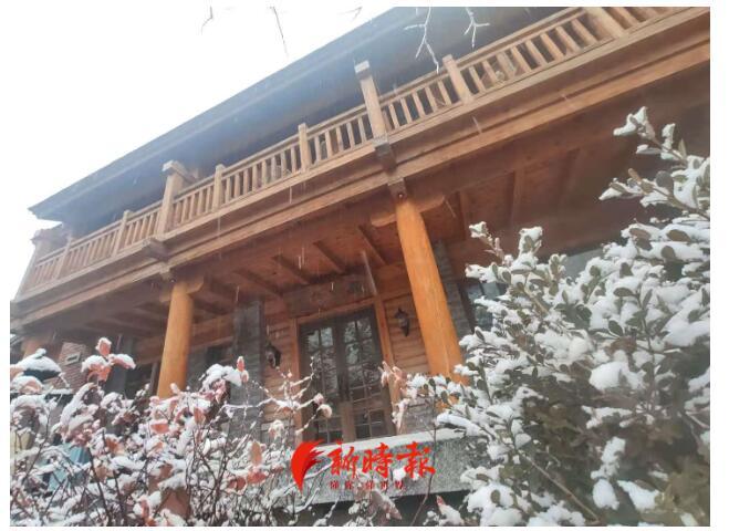 济南今冬第一场雪已抵达,坐标九如山!市区7成概率迎雨夹雪