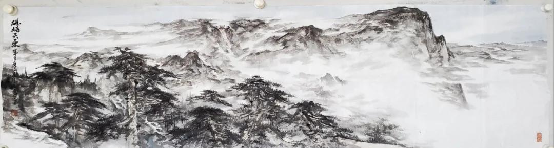 张勇|牛年鸿禧 --中国当代书画名家新年邀请展