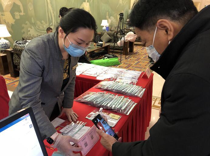 """两会""""舜""""间——济南市政协委员陆续报到 大数据验证行程安全"""