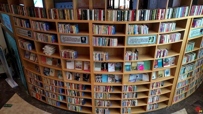 泉城书房让读书浸润生活