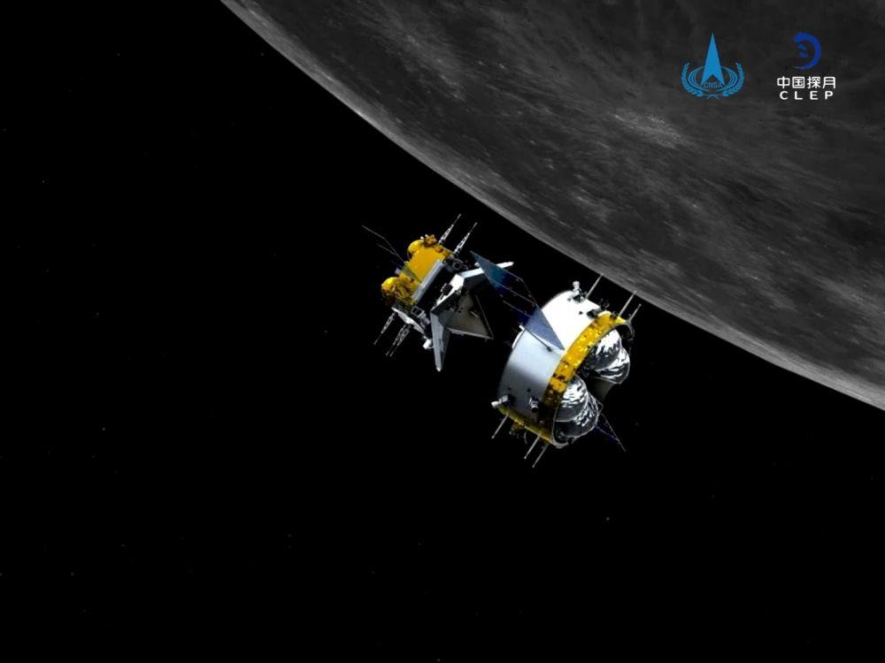 九天云外揽月回!——探月工程嫦娥五号任务回顾