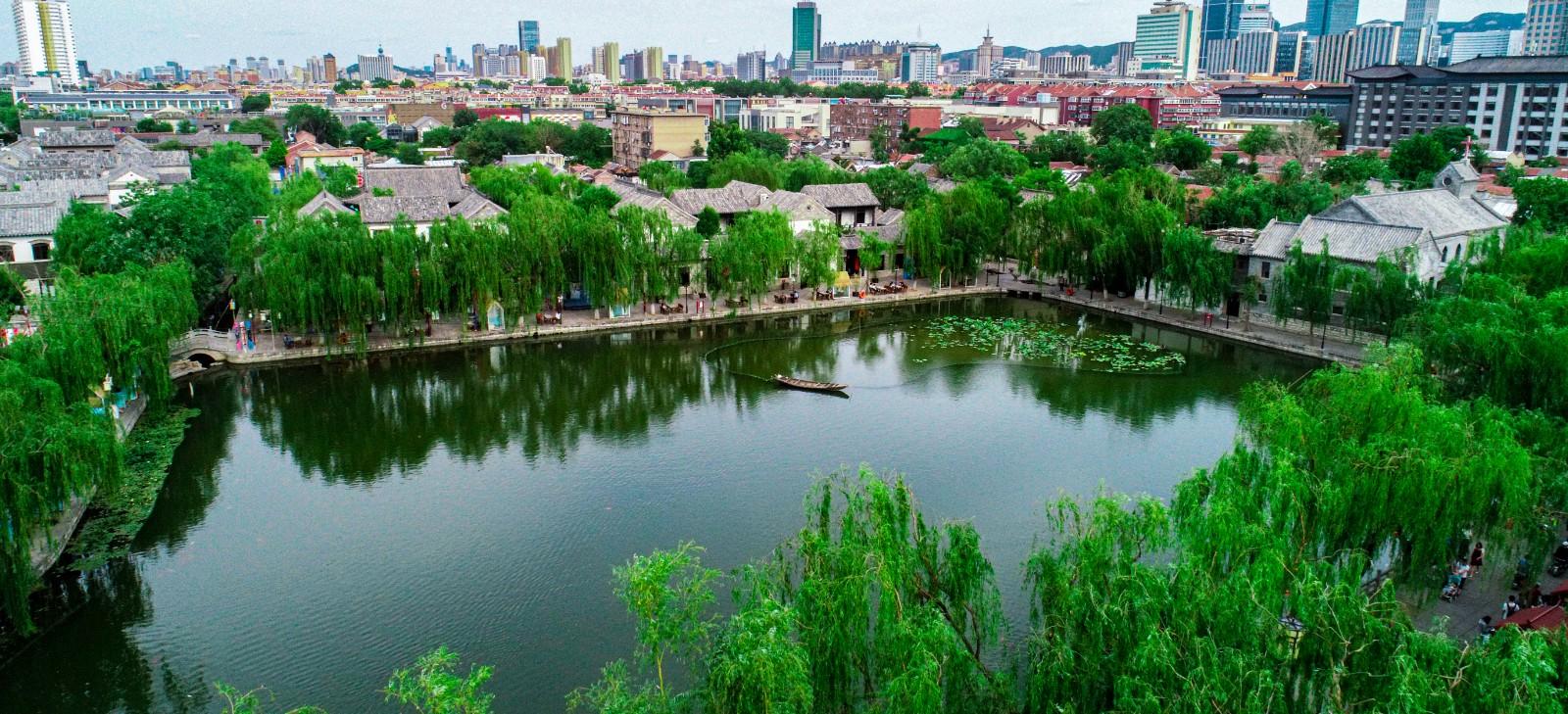 先行先试 助力创建全国文明典范城市 历下:与爱心相伴 为泉城代言