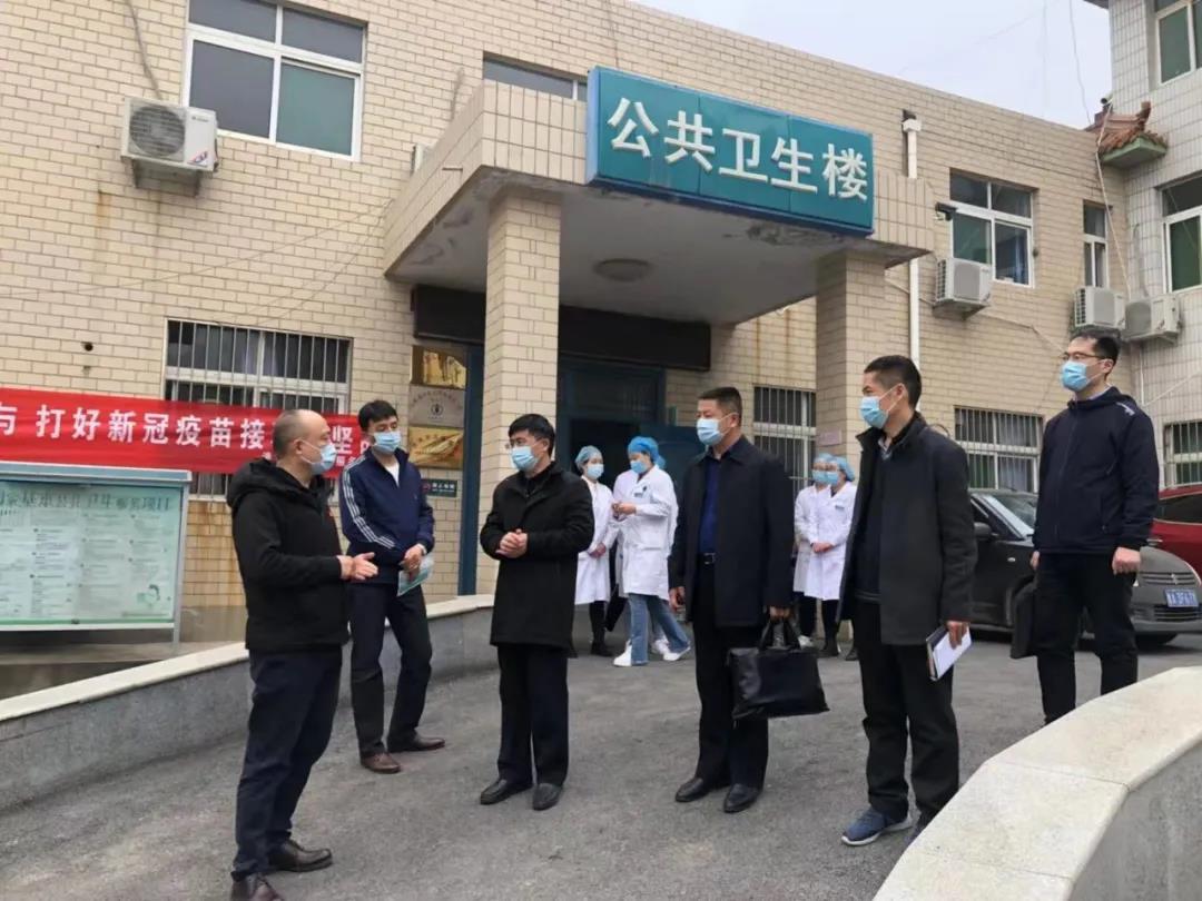 历城区监委、区廉政教育中心到港沟街道督导新冠疫苗接种工作