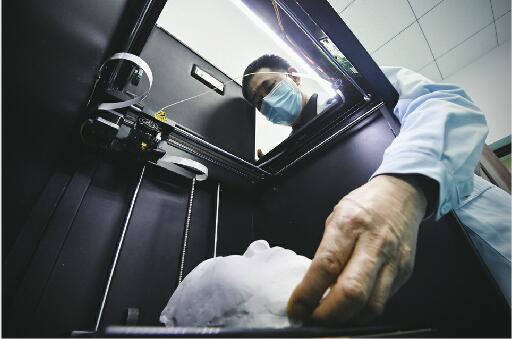 【我們的節日·清明】3D打印遺容修復師:想比完美更好一點兒