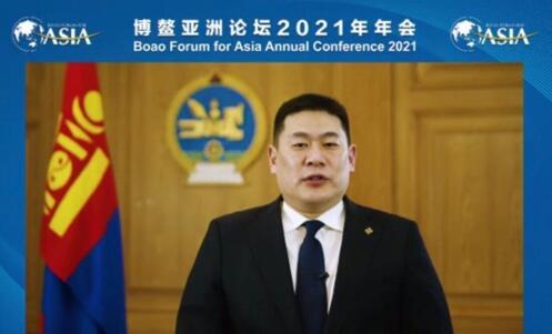 泰州新闻蒙古国总理:博鳌亚洲论坛已成为促进地区经济可持续发展的重要平台