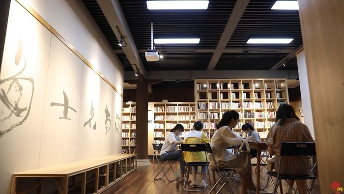 闻得见满城书香 泉城书房让读书浸润生活