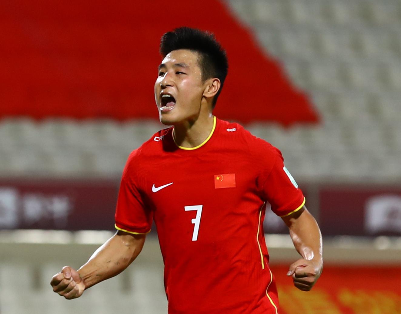世预赛40强赛:国足2:0战胜菲律宾