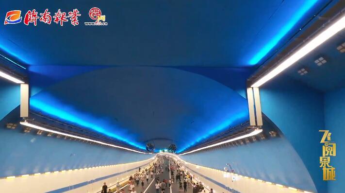 濟南最美泉底星空隧道
