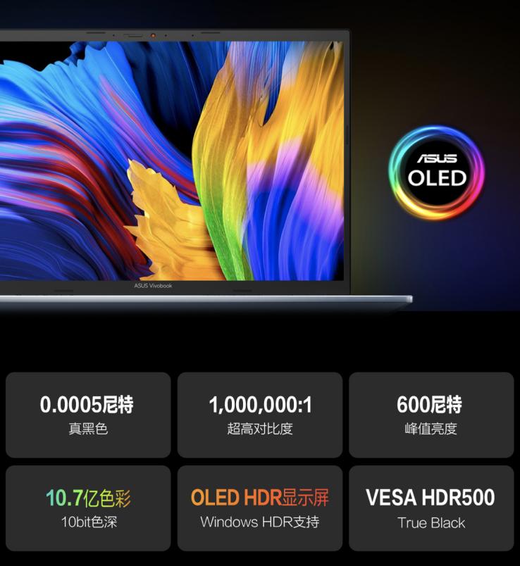锐龙5000H系列+90Hz OLED 无畏Pro14成OLED笔电标杆
