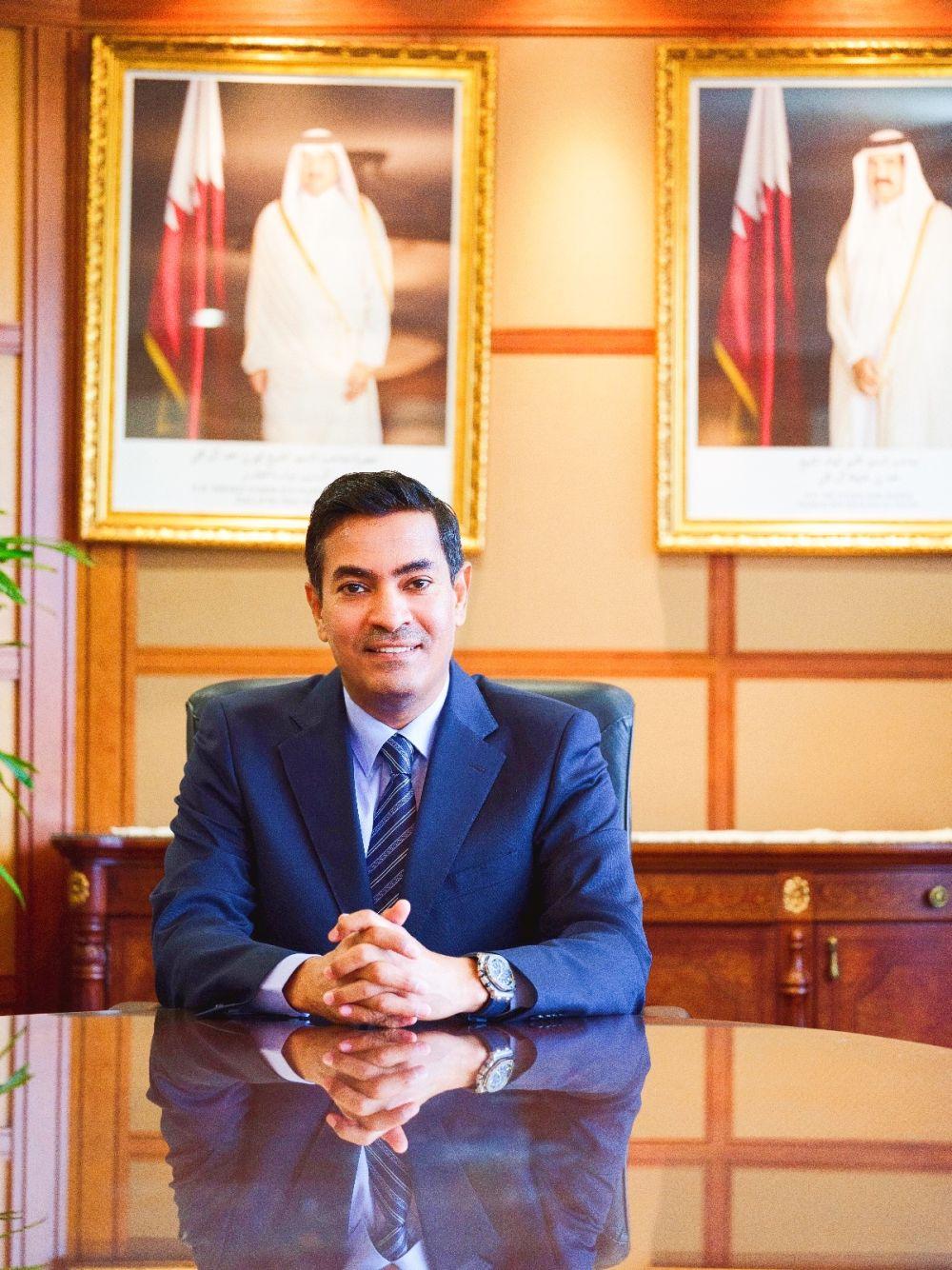 卡塔爾駐華大使:中國共產黨領導中國取得了舉世矚目的成就
