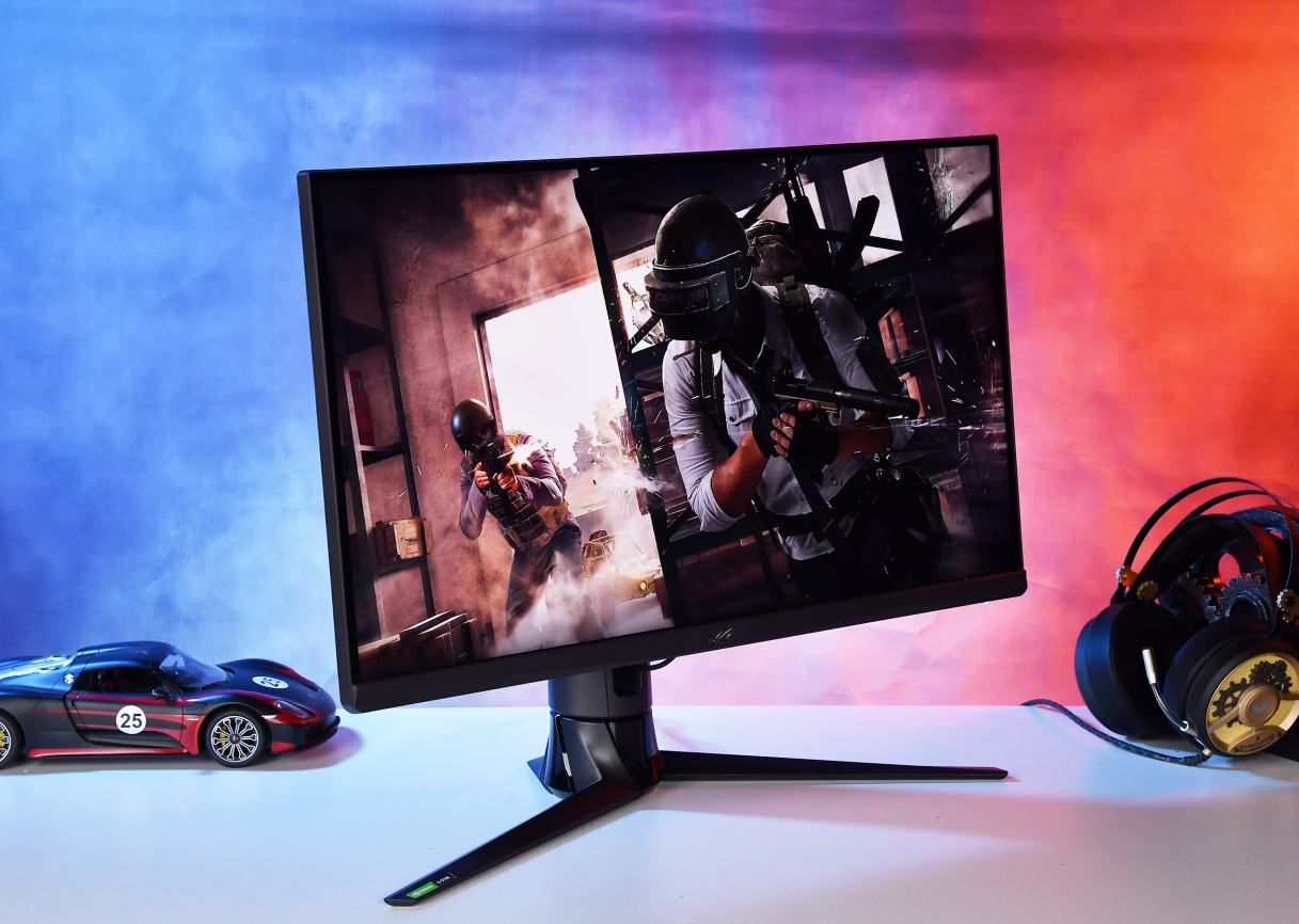 Steam夏促来袭,狂欢暑假档,尽在华硕Fast IPS电竞显示器