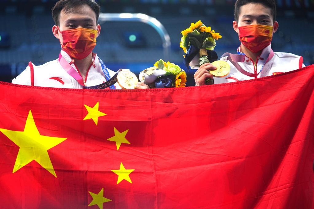 奥运28日综合:创纪录,刷历史,中国军团冲冲冲