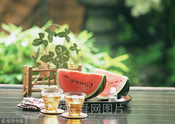 祛暑除湿度三伏(中医养生)
