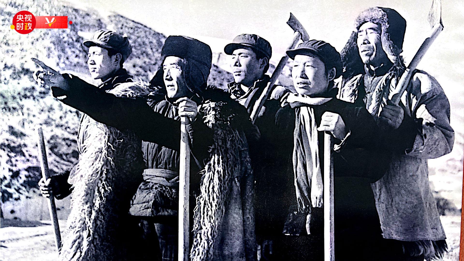 习近平陕西行丨黄土高原的治理典范——走进米脂县高西沟村