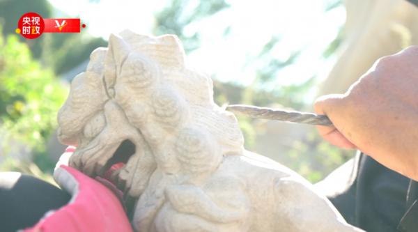 习近平陕西行丨走进绥德县非物质文化遗产陈列馆