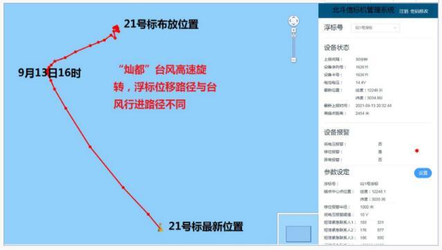 【台风实时路径发布系统】中科院海洋所首次观测到17级以上超级台风