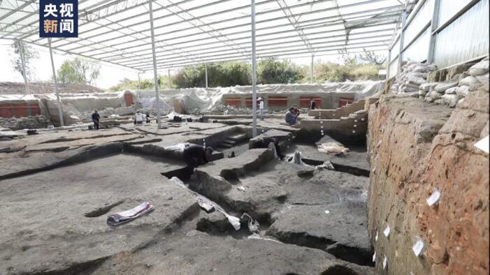 距今4700年!湖南发掘出大型史前木结构建筑遗迹