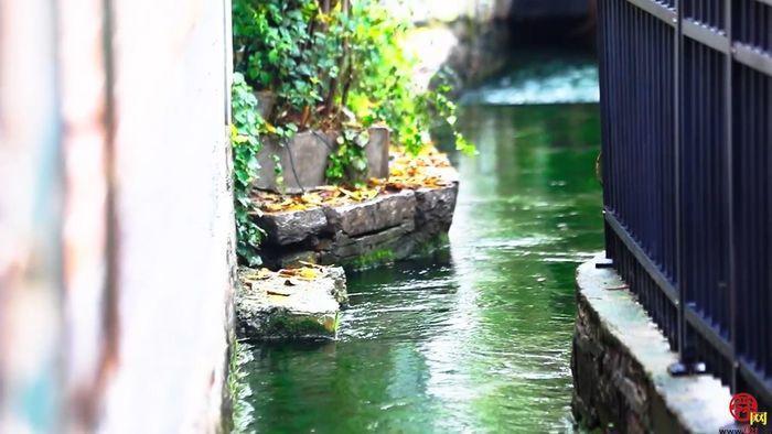 小桥流水 江南风韵