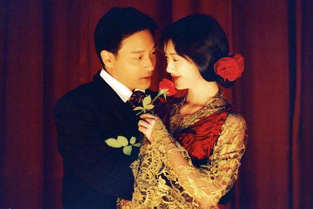 张国荣两片重新搬上香港大银幕,用以纪念哥哥逝世17周年