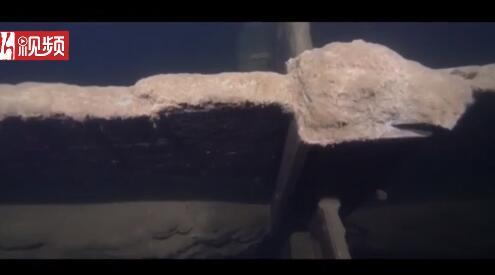 【深水探秘】直击千岛湖水下古城 石峡书院60年前沉入湖底销声匿迹