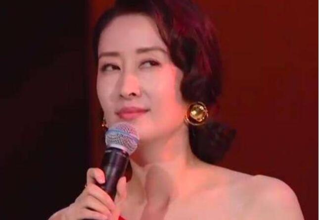 刘敏涛一次意外失控的表情管理,没想到还有意外收获