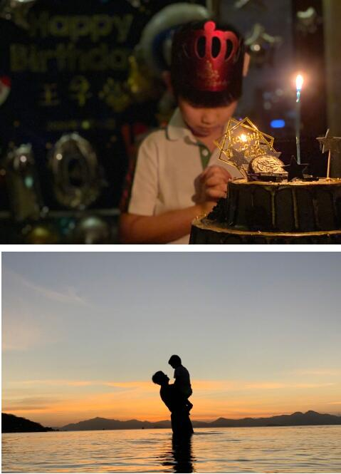 【围观】王宝强为儿子庆生 马蓉只发三个表情令人心酸